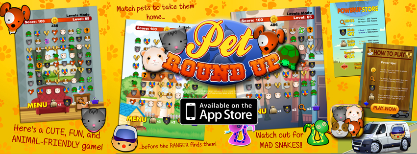 Pet Roundup Facebook