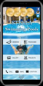 App Sample - Pool Builders